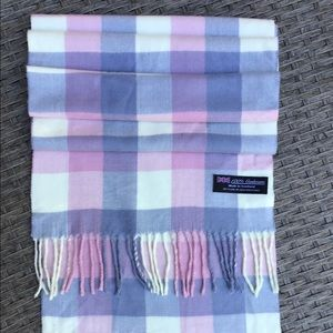 Accessories - 100% Cashmere Scarf Made in Scotland